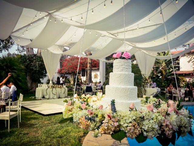 El matrimonio de Jhanett y Tim en Cieneguilla, Lima 106