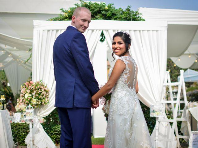 El matrimonio de Jhanett y Tim en Cieneguilla, Lima 107
