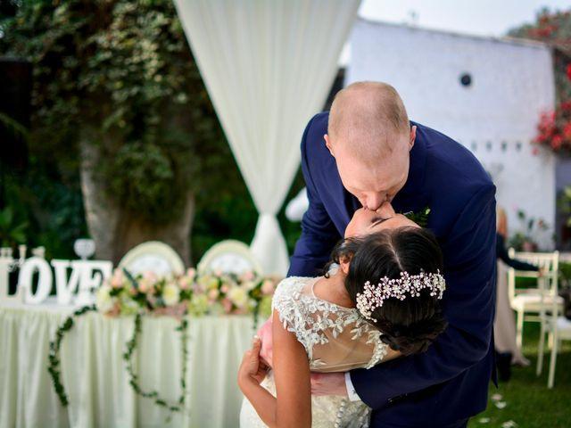 El matrimonio de Jhanett y Tim en Cieneguilla, Lima 113