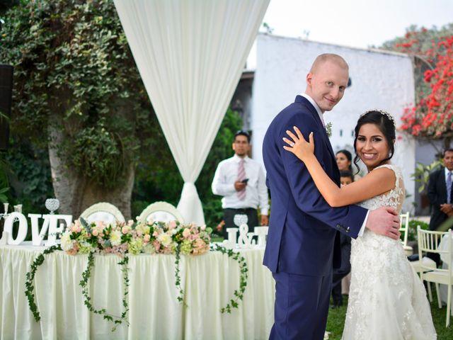El matrimonio de Jhanett y Tim en Cieneguilla, Lima 117