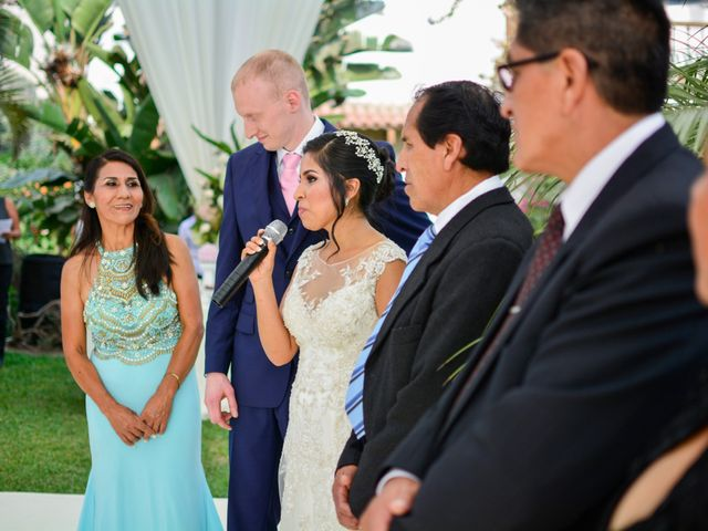 El matrimonio de Jhanett y Tim en Cieneguilla, Lima 120