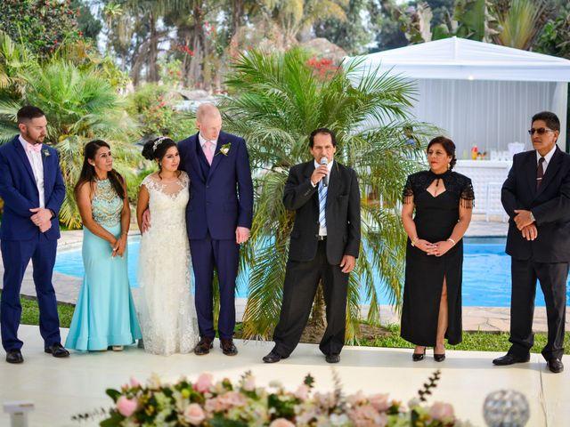 El matrimonio de Jhanett y Tim en Cieneguilla, Lima 126