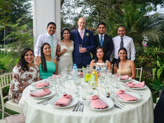 El matrimonio de Jhanett y Tim en Cieneguilla, Lima 132