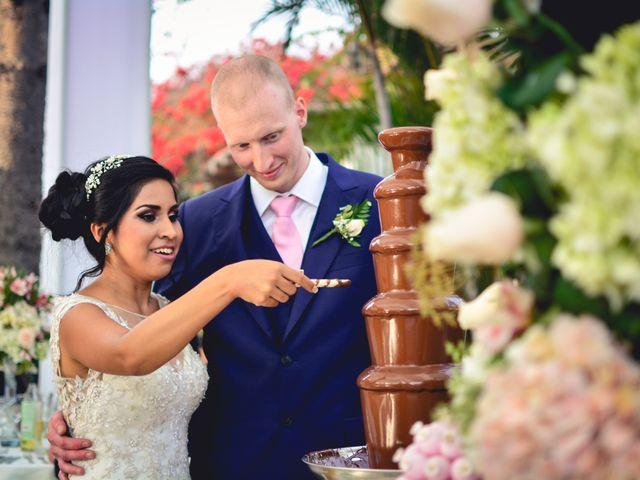 El matrimonio de Jhanett y Tim en Cieneguilla, Lima 136