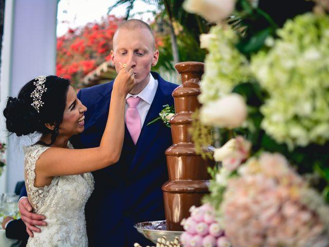 El matrimonio de Jhanett y Tim en Cieneguilla, Lima 137