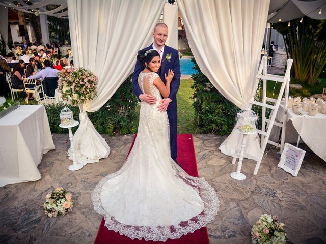 El matrimonio de Jhanett y Tim en Cieneguilla, Lima 1