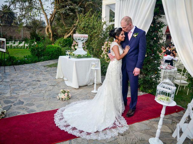 El matrimonio de Jhanett y Tim en Cieneguilla, Lima 142