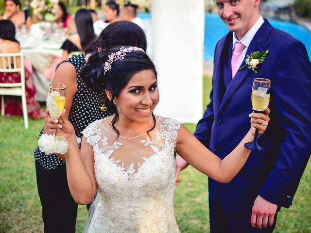 El matrimonio de Jhanett y Tim en Cieneguilla, Lima 145