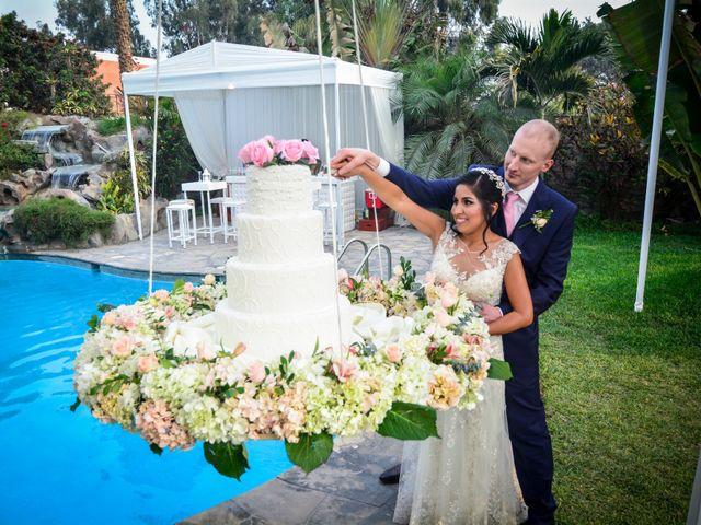 El matrimonio de Jhanett y Tim en Cieneguilla, Lima 148
