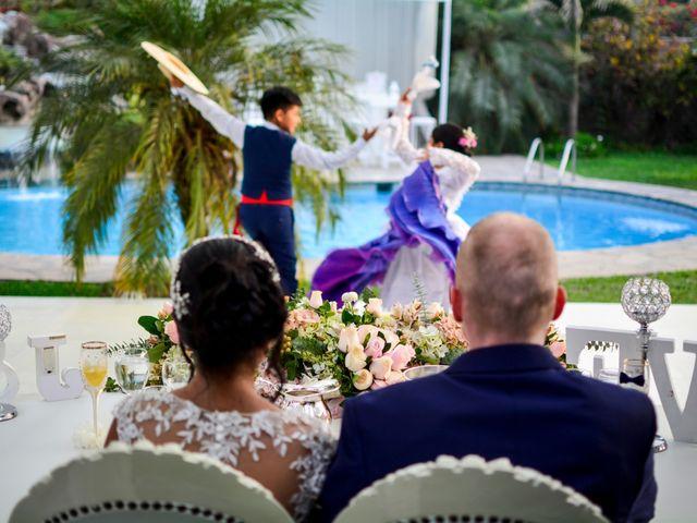 El matrimonio de Jhanett y Tim en Cieneguilla, Lima 151