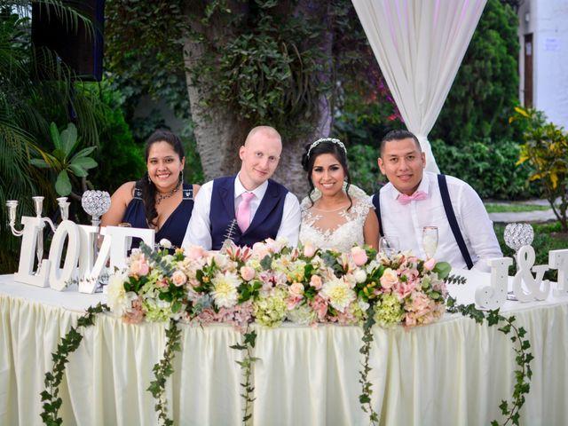 El matrimonio de Jhanett y Tim en Cieneguilla, Lima 155