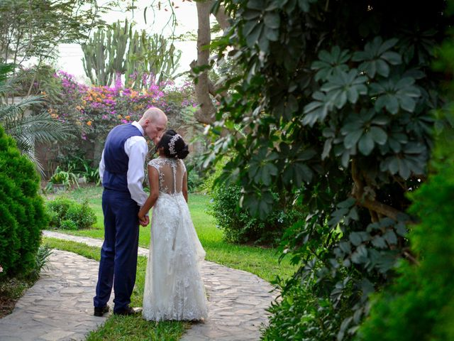 El matrimonio de Jhanett y Tim en Cieneguilla, Lima 158