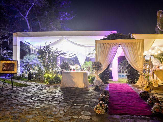 El matrimonio de Jhanett y Tim en Cieneguilla, Lima 161