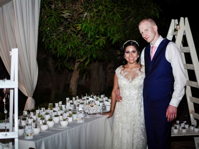 El matrimonio de Jhanett y Tim en Cieneguilla, Lima 164