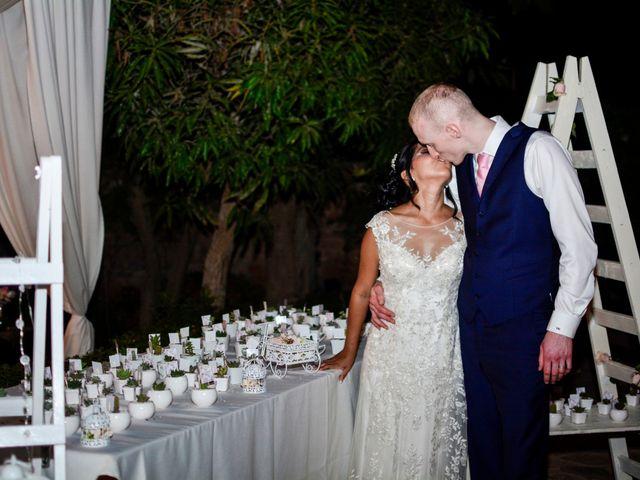 El matrimonio de Jhanett y Tim en Cieneguilla, Lima 165