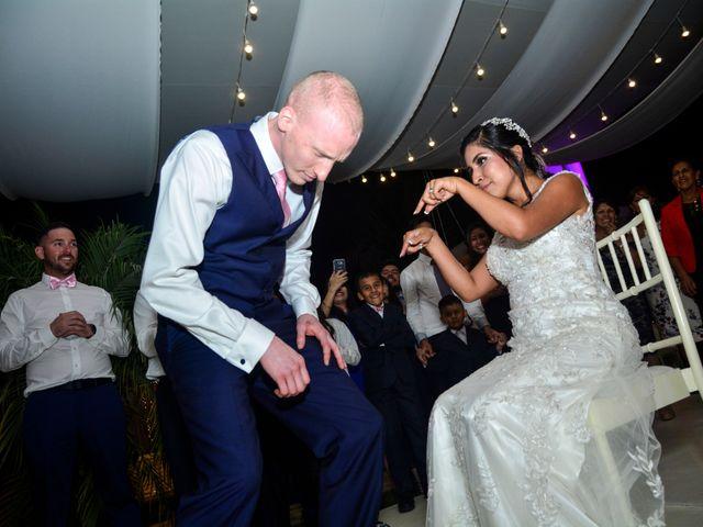El matrimonio de Jhanett y Tim en Cieneguilla, Lima 170