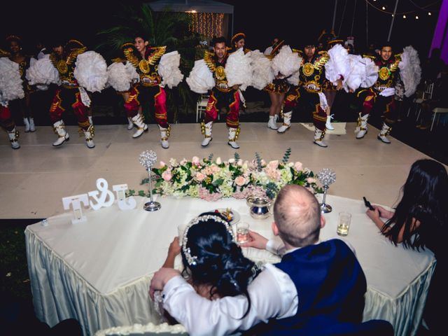 El matrimonio de Jhanett y Tim en Cieneguilla, Lima 174