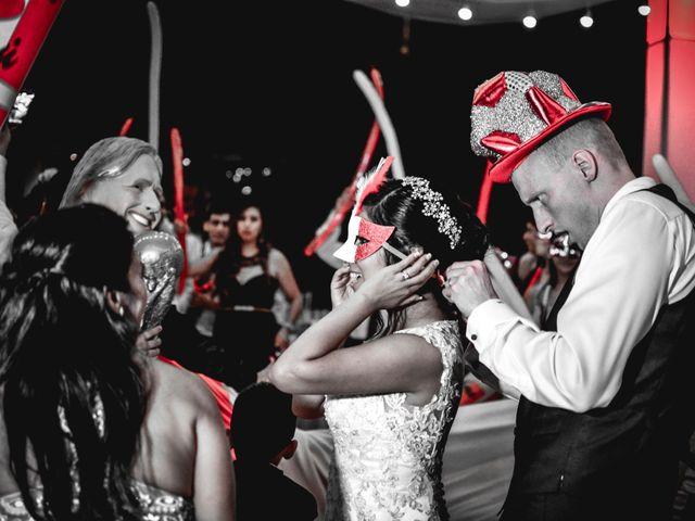 El matrimonio de Jhanett y Tim en Cieneguilla, Lima 176