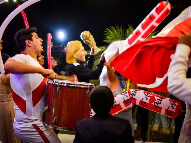 El matrimonio de Jhanett y Tim en Cieneguilla, Lima 178