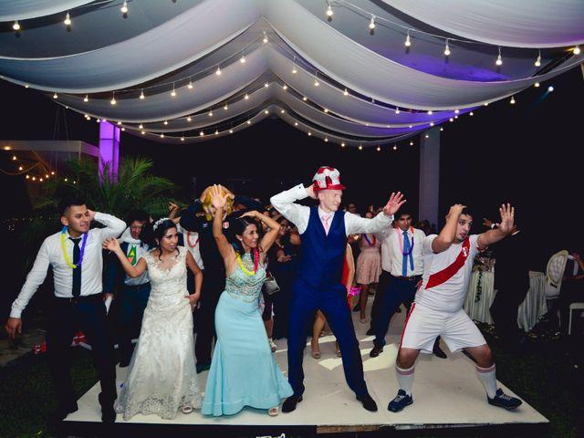 El matrimonio de Jhanett y Tim en Cieneguilla, Lima 181