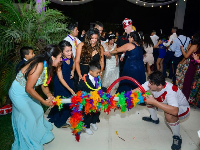 El matrimonio de Jhanett y Tim en Cieneguilla, Lima 182