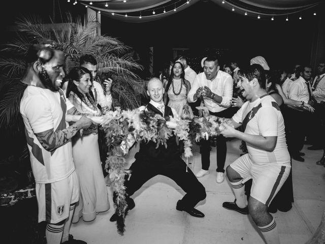 El matrimonio de Jhanett y Tim en Cieneguilla, Lima 184