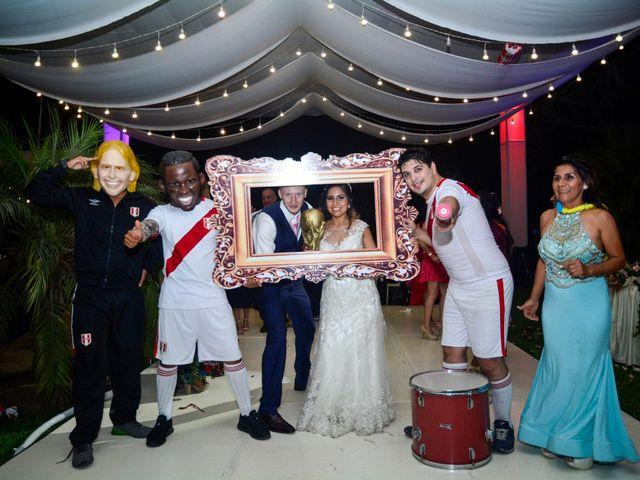 El matrimonio de Jhanett y Tim en Cieneguilla, Lima 189