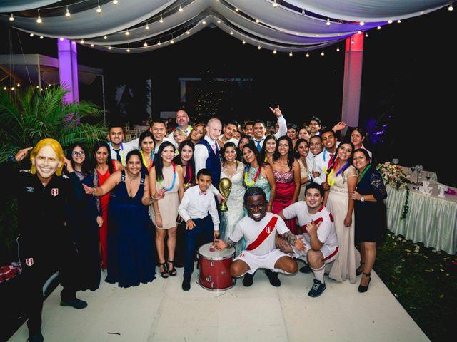 El matrimonio de Jhanett y Tim en Cieneguilla, Lima 190