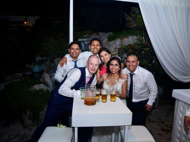El matrimonio de Jhanett y Tim en Cieneguilla, Lima 192