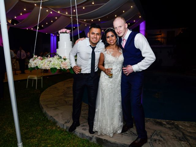 El matrimonio de Jhanett y Tim en Cieneguilla, Lima 193