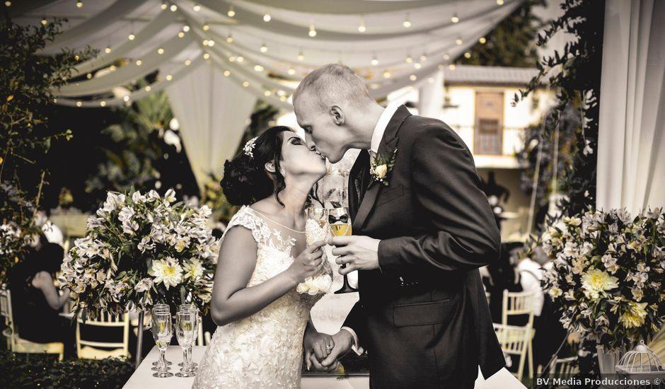 El matrimonio de Jhanett y Tim en Cieneguilla, Lima