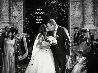 El matrimonio de Jan y Yessica