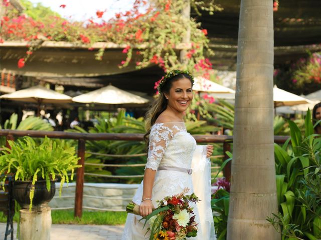 El matrimonio de Robert y Rossana en Lurín, Lima 13