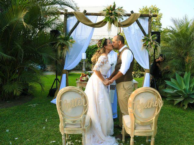 El matrimonio de Robert y Rossana en Lurín, Lima 17