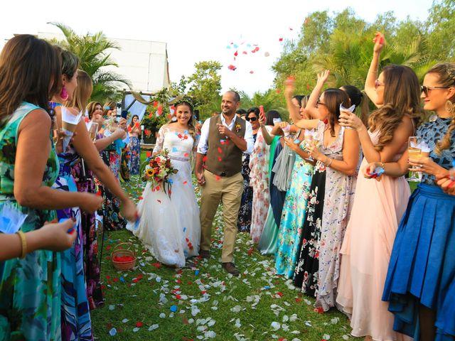 El matrimonio de Robert y Rossana en Lurín, Lima 18
