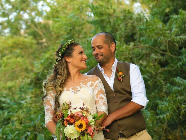El matrimonio de Rossana y Robert