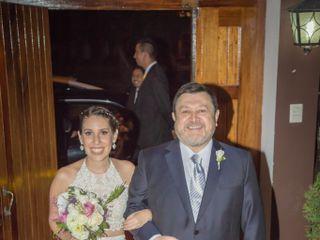 El matrimonio de Jimena y Omar 2