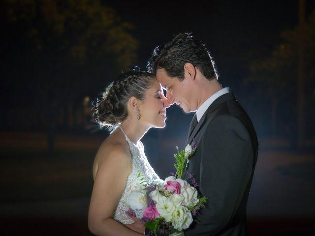 El matrimonio de Jimena y Omar