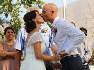El matrimonio de Daphne y Alfredo 1