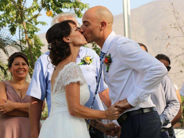 El matrimonio de Alfredo y Daphne en La Molina, Lima 1