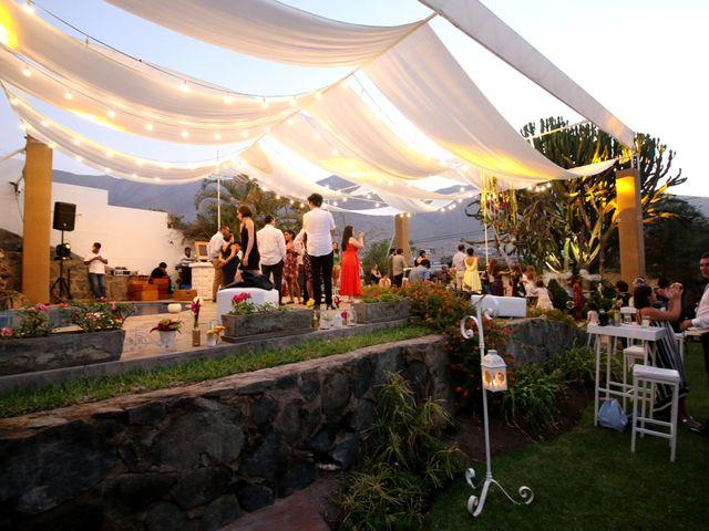 El matrimonio de Alfredo y Daphne en La Molina, Lima 2