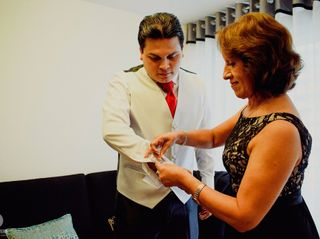El matrimonio de Italo y Carmen 3
