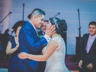 El matrimonio de Camilo y Kathe