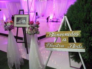El matrimonio de Leyla y Fernando 1