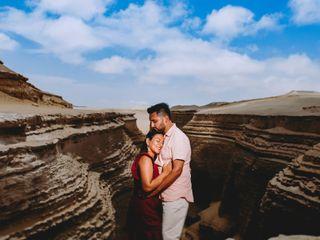 El matrimonio de Irma y Diego 3
