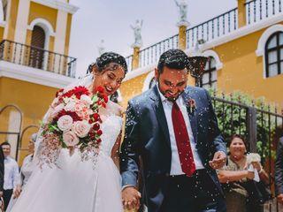 El matrimonio de Irma y Diego