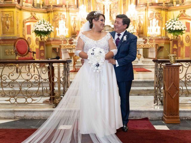 El matrimonio de Johayra y José