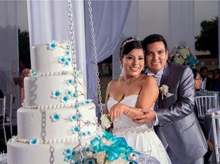 El matrimonio de Silvia y Hugo