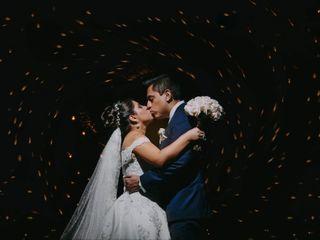 El matrimonio de Juanita y Richards