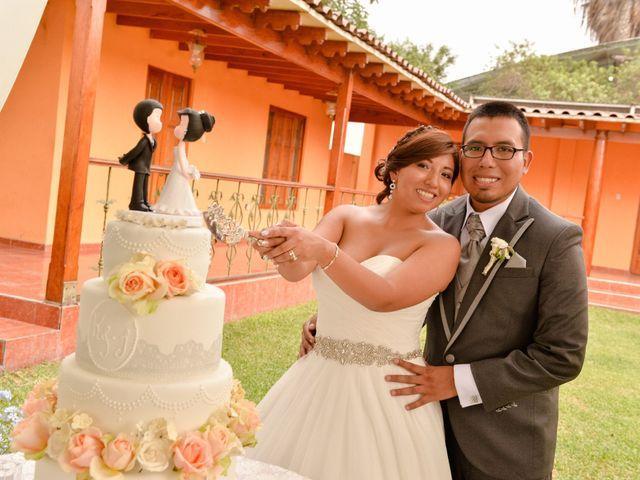 El matrimonio de Kaydy y John